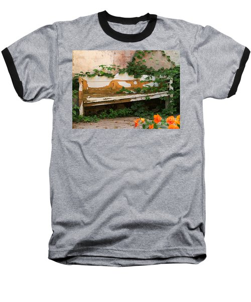 The Forgotten Garden Baseball T-Shirt