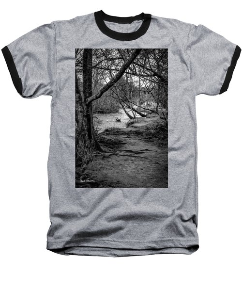 Forgotten Path Baseball T-Shirt