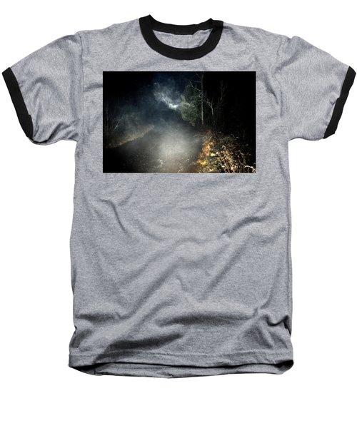 Form Follows Thought Baseball T-Shirt