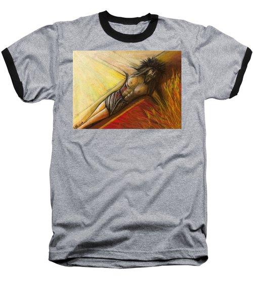 Psalm 22 Forsaken Baseball T-Shirt