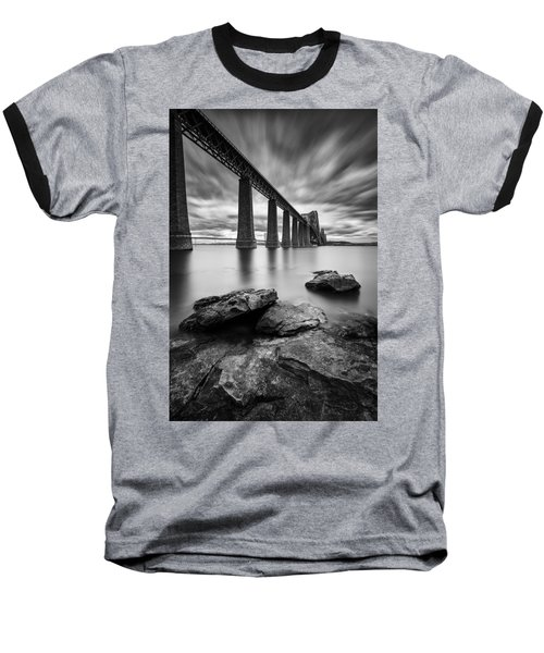 Forth Bridge Baseball T-Shirt