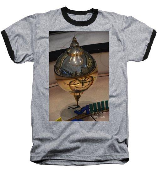 Baseball T-Shirt featuring the photograph Foucalt's Pendulum by Robert Meanor