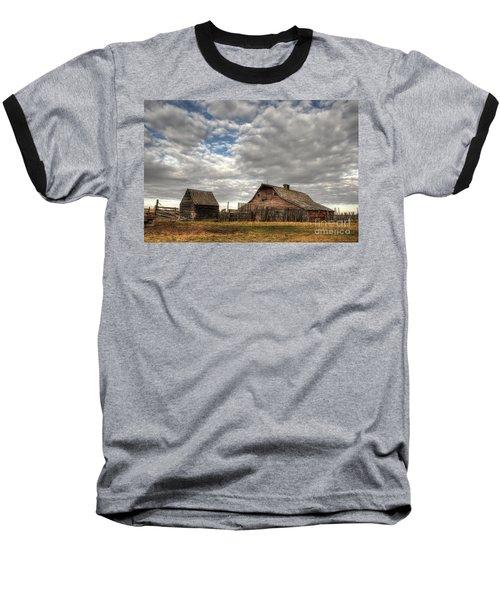 Found On The Prairies Baseball T-Shirt