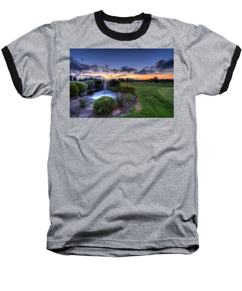 Salem Ohio Golf Baseball T-Shirt