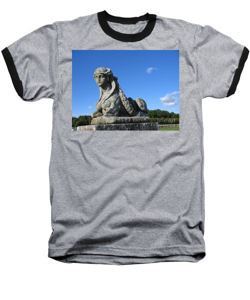 Fountainebleau Twin1 Baseball T-Shirt