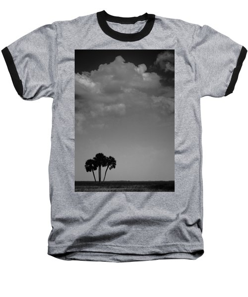 Baseball T-Shirt featuring the photograph Four Palms by Bradley R Youngberg