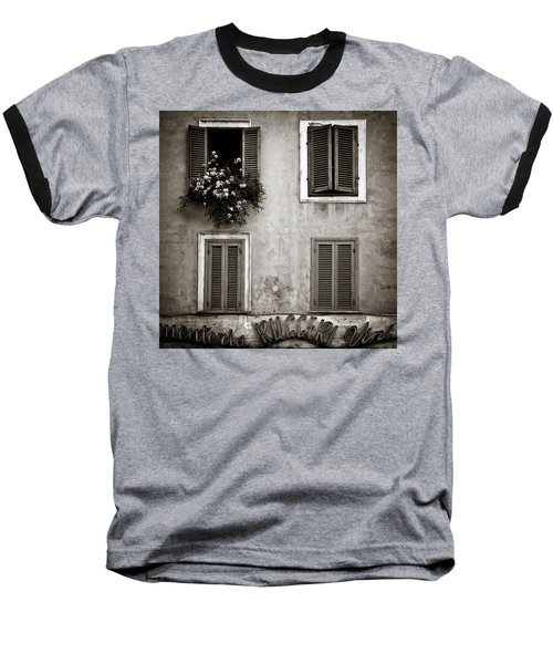 Four Windows Baseball T-Shirt