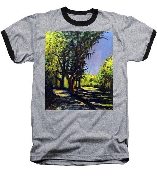 Foxgrapes And A Sandy Road Baseball T-Shirt