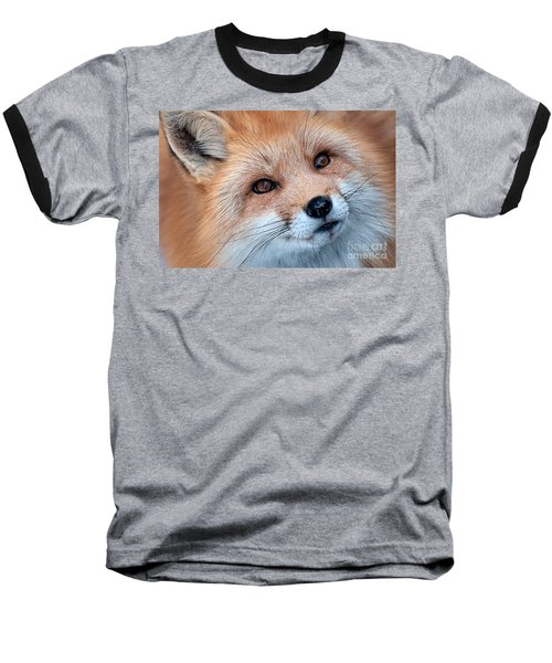 Foxy Lady Baseball T-Shirt