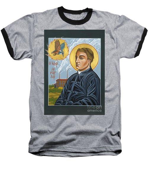 Fr. Gerard Manley Hopkins The Poet's Poet 144 Baseball T-Shirt