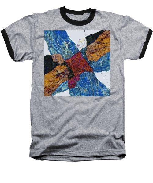 Fracture Section X Baseball T-Shirt