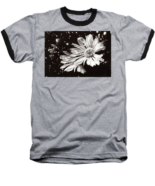 Fractured Daisy Baseball T-Shirt