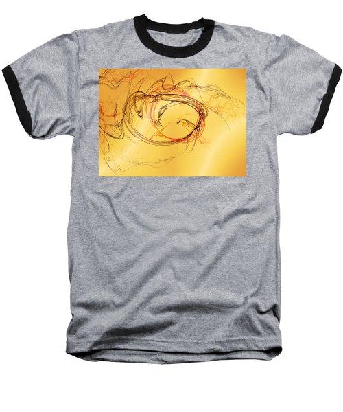 Fragile Not Broken Baseball T-Shirt