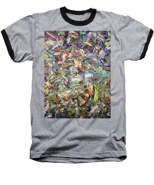 Roadside Fragmentation Baseball T-Shirt