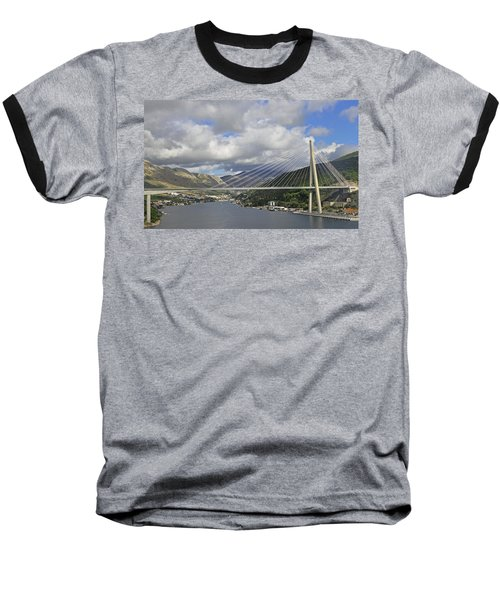 Franjo Tudman Bridge Baseball T-Shirt