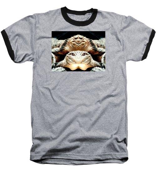 Love Them Freaky Florida Gators Baseball T-Shirt by Belinda Lee