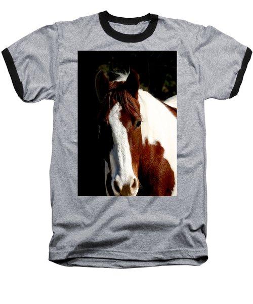 Fred Baseball T-Shirt by Anthony Jones