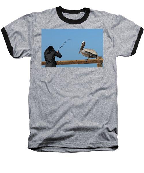 Free Dinner  Baseball T-Shirt