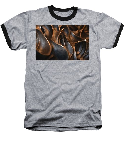 Freeform Metal  Baseball T-Shirt