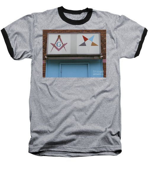 Freemasons Baseball T-Shirt