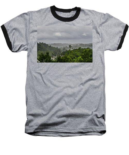 French Broad River Baseball T-Shirt