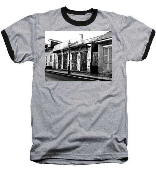 French Quarter Study 1 Baseball T-Shirt