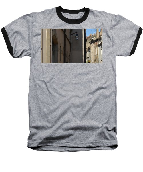 French Terraces Baseball T-Shirt