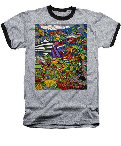 Frenzy Baseball T-Shirt
