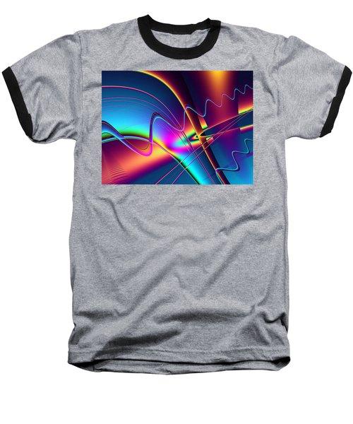 Frequency Baseball T-Shirt
