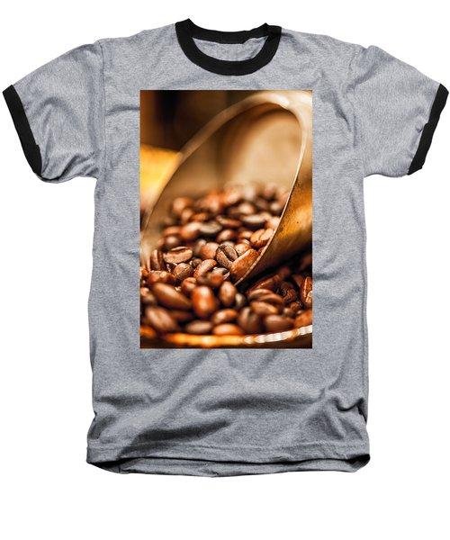 Fresh Coffee Baseball T-Shirt