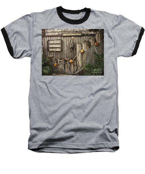 Fresh Fish Baseball T-Shirt
