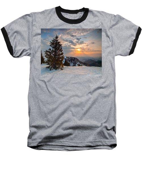 Fresh Morning Baseball T-Shirt