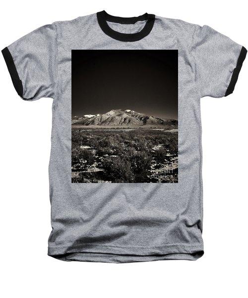 Fresh Snow Baseball T-Shirt