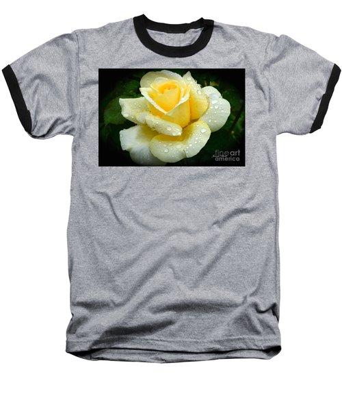 Fresh Sunshine Daydream Rose Baseball T-Shirt