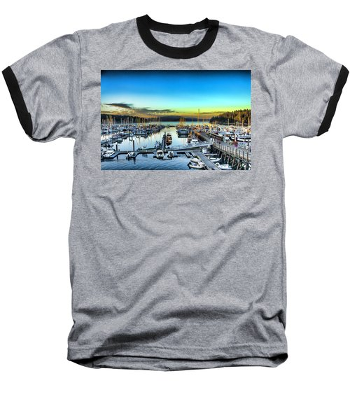 Friday Harbor Baseball T-Shirt