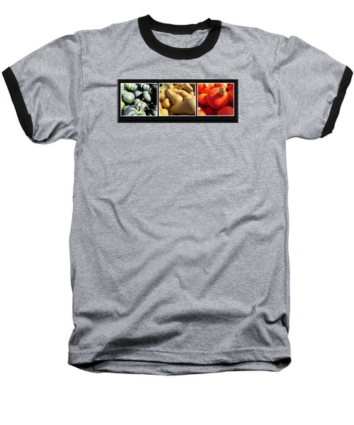Baseball T-Shirt featuring the photograph Colors Of Autumn 1 by Tina M Wenger
