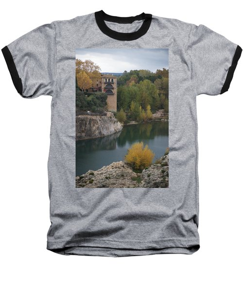 From Pont Du Gard Baseball T-Shirt