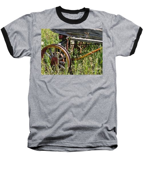 From Rust To Grass Baseball T-Shirt