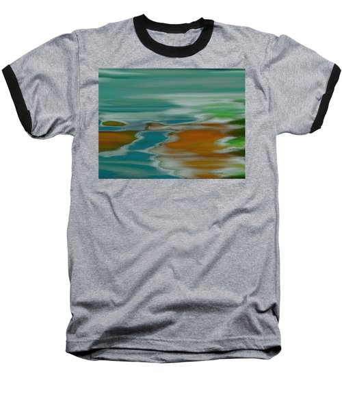 From The River To The Sea Baseball T-Shirt