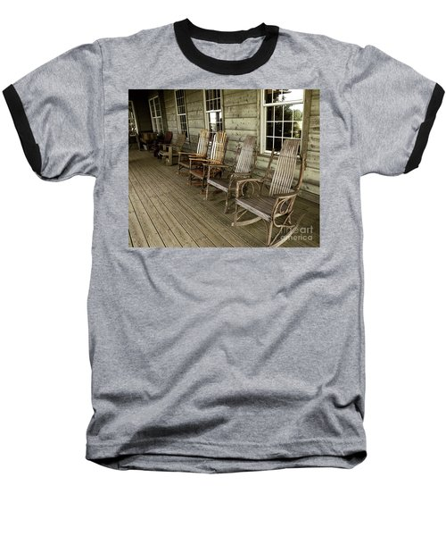 Front Porch Baseball T-Shirt