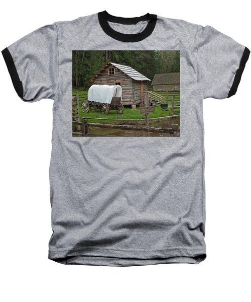 Frontier Life Baseball T-Shirt