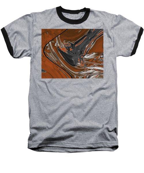 Frost And Woodsmoke 1 Baseball T-Shirt