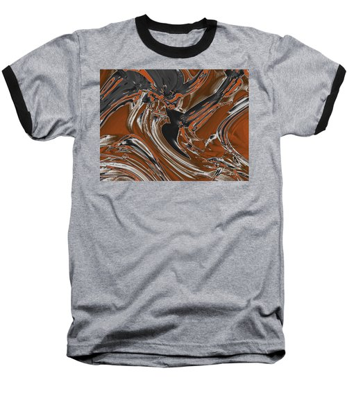Frost And Woodsmoke  Baseball T-Shirt