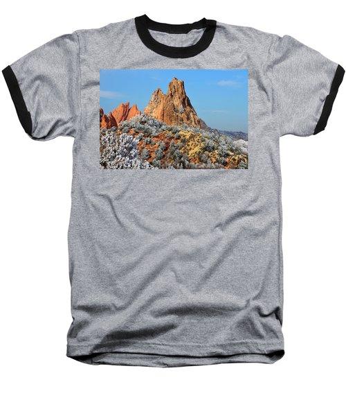 Frosted Wonderland 4 Baseball T-Shirt