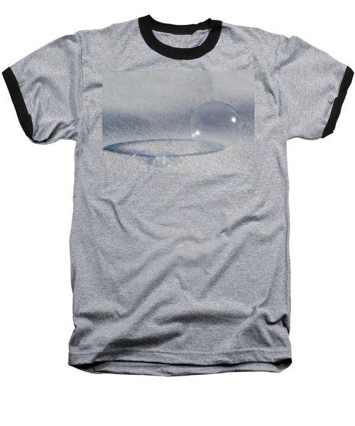 Frozen Bubble Baseball T-Shirt