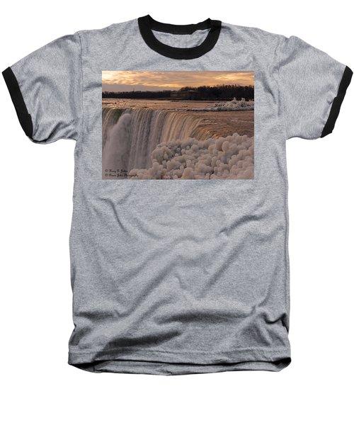 Frozen Falls Baseball T-Shirt
