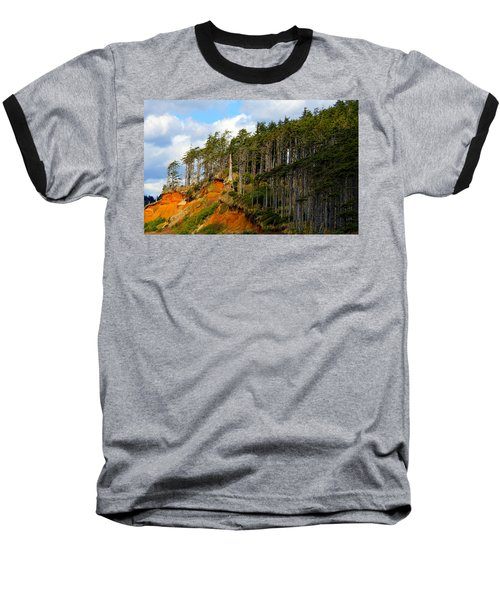 Baseball T-Shirt featuring the photograph Frozen In Time by Jeanette C Landstrom