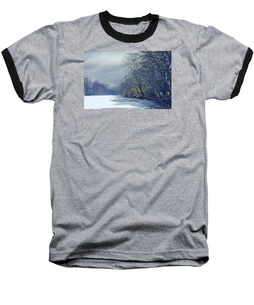 Frozen Pond Baseball T-Shirt