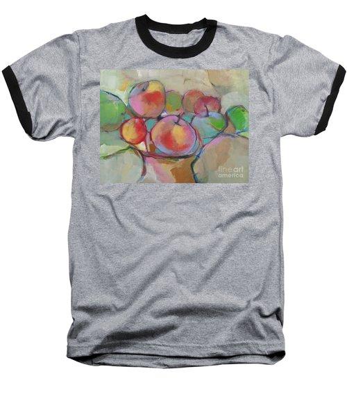 Fruit Bowl #5 Baseball T-Shirt