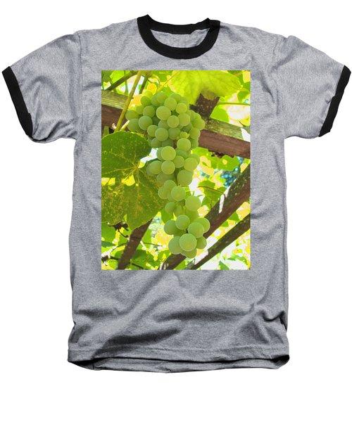 Fruit Of The Vine - Garden Art For The Kitchen Baseball T-Shirt